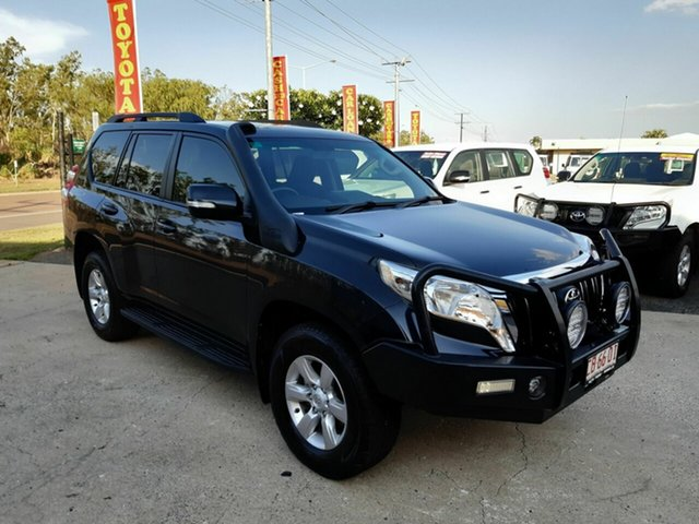 Used Toyota Landcruiser Prado KDJ150R MY14 GXL, 2015 Toyota Landcruiser Prado KDJ150R MY14 GXL Grey 5 Speed Sports Automatic Wagon