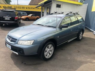 2005 Holden Adventra VZ SX6 D/cloth 5 Speed Automatic Wagon.