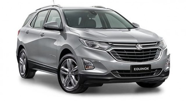 Demo Holden Equinox EQ MY18 LTZ FWD, 2018 Holden Equinox EQ MY18 LTZ FWD Nitrate 9 Speed Sports Automatic Wagon