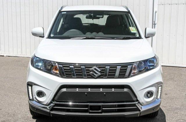 New Suzuki Vitara LY Series II Turbo 2WD, 2019 Suzuki Vitara LY Series II Turbo 2WD Pearl White 6 Speed Sports Automatic Wagon