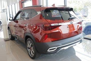 2021 Kia Seltos SP2 MY21 GT Line (AWD) Mars Orange 7 Speed Auto Dual Clutch Wagon.