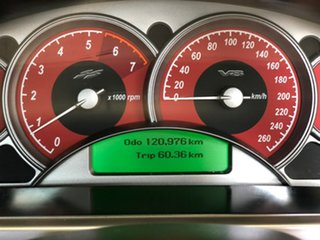 2004 Holden Ute VY II SS Black 6 Speed Manual Utility