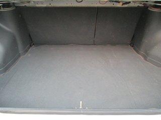 1995 Mazda 323 BG1062 White 5 Speed Manual Sedan