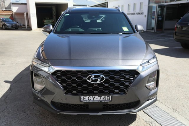 Demo Hyundai Santa Fe TM MY19 Highlander, 2019 Hyundai Santa Fe TM MY19 Highlander Magnetic Force 8 Speed Sports Automatic Wagon