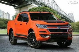 2019 Holden Colorado RG MY19 Z71 Pickup Crew Cab Orange Crush 6 Speed Sports Automatic Utility