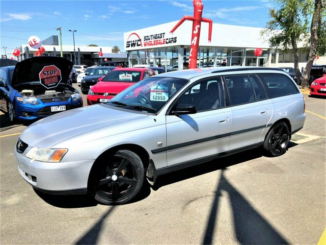 Used Holden Commodore VY Executive, 2003 Holden Commodore VY Executive Silver 4 Speed Automatic Wagon