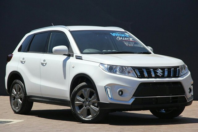 New Suzuki Vitara LY Series II 2WD Maitland, 2020 Suzuki Vitara LY Series II 2WD White 6 Speed Sports Automatic Wagon