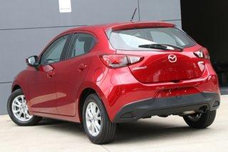 2019 Mazda 2 DJ2HAA Maxx SKYACTIV-Drive Soul Red 6 Speed Sports Automatic Hatchback.
