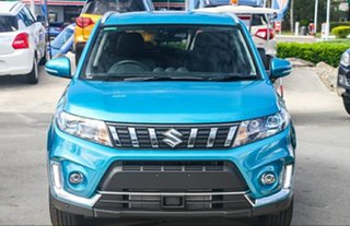 2019 Suzuki Vitara LY Series II Turbo 2WD Solar Yellow & Cosmic Black Roof 6 Speed Sports Automatic.