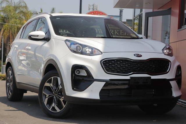 New Kia Sportage QL MY20 SX 2WD, 2019 Kia Sportage QL MY20 SX 2WD Clear White 6 Speed Sports Automatic Wagon