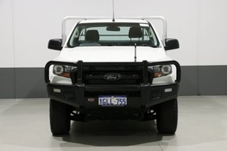 2016 Ford Ranger PX MkII XL 3.2 (4x4) White 6 Speed Automatic Cab Chassis.