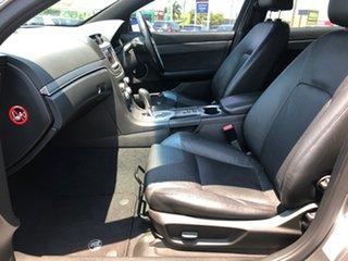 2011 Holden Calais VE II MY12 V Grey 6 Speed Automatic Sedan