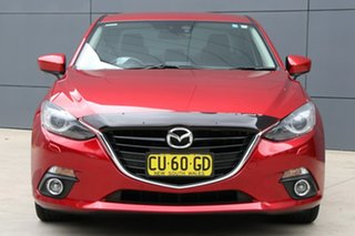 2014 Mazda 3 BM5238 SP25 SKYACTIV-Drive GT Soul Red 6 Speed Sports Automatic Sedan