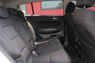 2019 Kia Sportage QL MY20 SX 2WD Clear White 6 Speed Sports Automatic Wagon