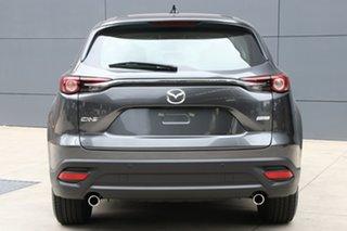 2021 Mazda CX-9 TC Touring SKYACTIV-Drive Machine Grey 6 Speed Sports Automatic Wagon