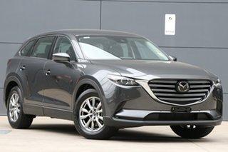 2021 Mazda CX-9 TC Touring SKYACTIV-Drive Machine Grey 6 Speed Sports Automatic Wagon.