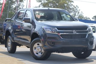 2019 Holden Colorado RG MY19 LS Pickup Crew Cab Dark Shadow 6 Speed Sports Automatic Utility.