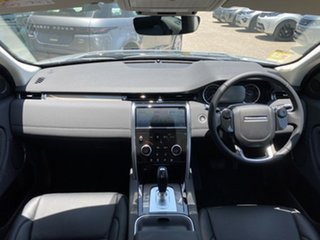 2019 Land Rover Discovery Sport SPORT S Indus Silver Automatic SUV