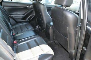 2013 Mazda CX-5 Grand Tourer (4x4) Black 6 Speed Automatic Wagon
