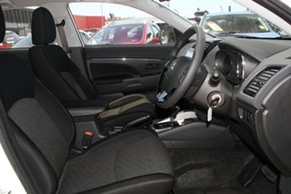 2019 Mitsubishi ASX XD MY20 ES 2WD Starlight 6 Speed Constant Variable Wagon