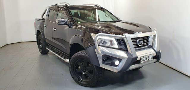 Used Nissan Navara D23 ST-X, 2015 Nissan Navara D23 ST-X Black 7 Speed Sports Automatic Utility