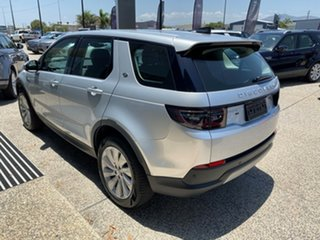 2019 Land Rover Discovery Sport SPORT S Indus Silver Automatic SUV.