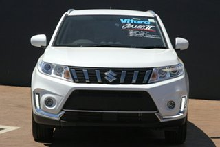 2021 Suzuki Vitara LY Series II 2WD White 6 Speed Sports Automatic Wagon