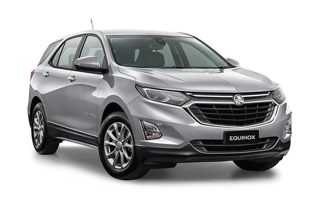 Demo Holden Equinox EQ MY18 LS+ FWD, 2018 Holden Equinox EQ MY18 LS+ FWD Nitrate 6 Speed Sports Automatic Wagon