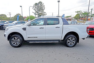 2019 Ford Ranger PX MkIII 2019.00MY Wildtrak Pick-up Double Cab Arctic White 10 Speed