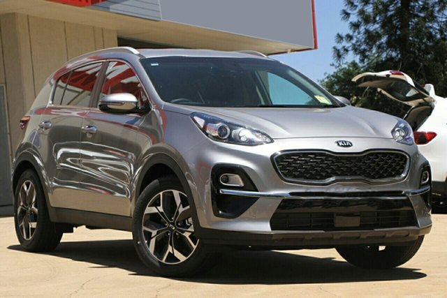 New Kia Sportage QL MY20 SX+ 2WD, 2019 Kia Sportage QL MY20 SX+ 2WD Steel Grey 6 Speed Sports Automatic Wagon