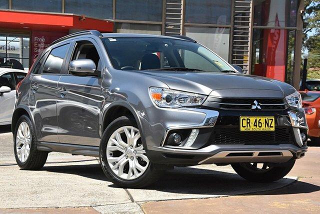 Used Mitsubishi ASX XC MY19 ES 2WD ADAS, 2018 Mitsubishi ASX XC MY19 ES 2WD ADAS Grey 6 Speed Constant Variable Wagon