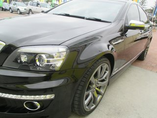 2012 Holden Special Vehicles Grange WM Series 3 MY12.5 Black 6 Speed Sports Automatic Sedan