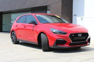 2018 Hyundai i30 PDe.2 MY19 N Performance Engine Red 6 Speed Manual Hatchback.