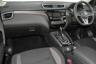 2020 Nissan Qashqai J11 Series 3 MY20 ST X-tronic Vivid Blue 1 Speed Constant Variable Wagon