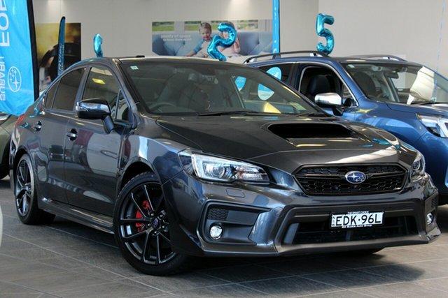 Demo Subaru WRX  , MY19 WRX Premium AWD 2.0L T/P 8Spd CVT Sedan