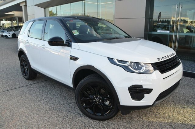 Demo Land Rover Discovery Sport L550 SE, 2018 Land Rover Discovery Sport L550 SE Fuji White 9 Speed Automatic SUV