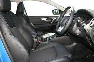 2020 Nissan Qashqai J11 Series 3 MY20 ST-L X-tronic Vivid Blue 1 Speed Constant Variable Wagon