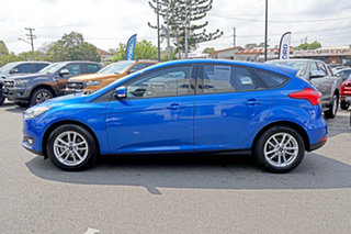 2015 Ford Focus LZ Trend Blue 6 Speed Automatic Hatchback
