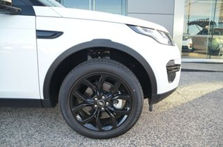 2018 Land Rover Discovery Sport L550 SE Fuji White 9 Speed Automatic SUV
