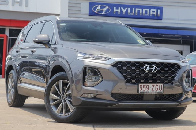 Demo Hyundai Santa Fe TM.2 MY20 Elite, 2019 Hyundai Santa Fe TM.2 MY20 Elite Magnetic Force 8 Speed Sports Automatic Wagon