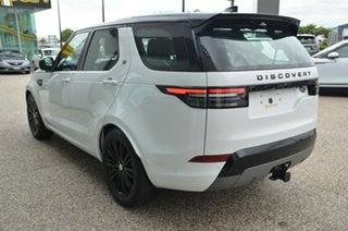 2018 Land Rover Discovery Series 5 SE Fuji White 8 Speed Automatic SUV.