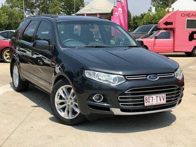 Used Ford Territory SZ TS Seq Sport Shift, 2011 Ford Territory SZ TS Seq Sport Shift Grey 6 Speed Sports Automatic Wagon