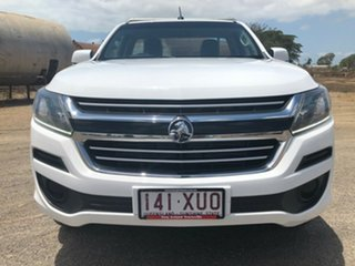 2017 Holden Colorado RG MY17 LS Summit White 6 Speed Sports Automatic Cab Chassis