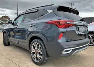 2019 Kia Seltos SP2 MY20 GT-Line DCT AWD Gravity Grey 7 Speed Sports Automatic Dual Clutch Wagon