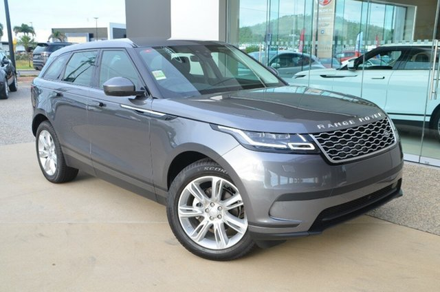 Demo Land Rover Range Rover Velar L560 MY19 D240 AWD S, 2018 Land Rover Range Rover Velar L560 MY19 D240 AWD S Corris Grey 8 Speed Sports Automatic Wagon