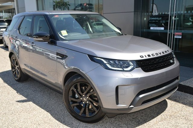 New Land Rover Discovery Series 5 L462 MY20 SD4 SE, 2019 Land Rover Discovery Series 5 L462 MY20 SD4 SE Eiger Grey 8 Speed Sports Automatic Wagon