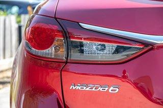 2014 Mazda 6 GJ1031 MY14 Atenza SKYACTIV-Drive Red 6 Speed Sports Automatic Wagon
