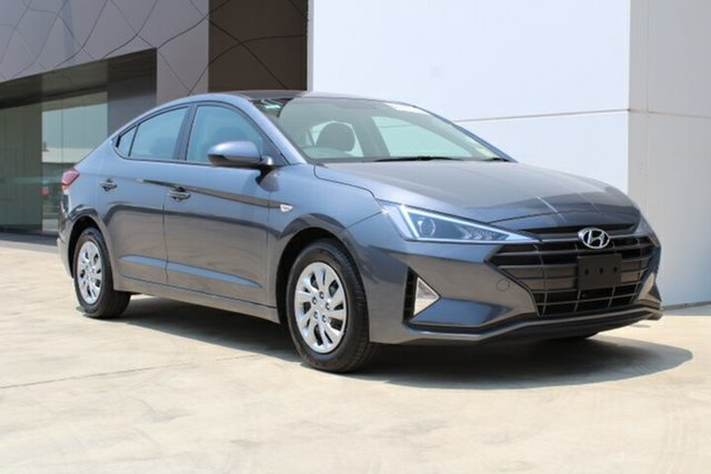New Hyundai Elantra AD.2 MY20 Go, 2019 Hyundai Elantra AD.2 MY20 Go Iron Gray 6 Speed Manual Sedan
