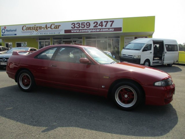 Used Nissan Skyline  , 1996 Nissan Skyline R33 SERIES 2 Red Coupe