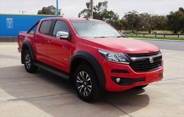 Demo Holden Colorado RG MY20 LTZ Pickup Crew Cab, 2019 Holden Colorado RG MY20 LTZ Pickup Crew Cab Absolute Red 6 Speed Sports Automatic Utility